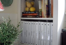 organizing / by Amy Pires