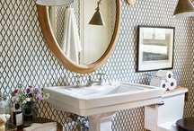 bathroom / by Amy Pires
