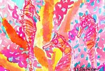 Style. Lilly Pulitzer Prints / by Deb Donovan