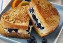 Breakfast / Things to Make Mornings Better / by Kristen Slama