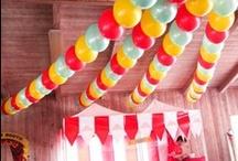 B-day party ideas / by Stephanie Walters