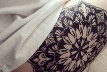 Tattoos / [Men & Women]