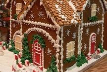 Christmas Decorating & Baking