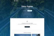Webdesign / Webdesign, website & others