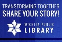 I <3 the Library / by Wichita Public Library