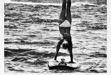 """Inhale """"let"""" - exhale """"go"""" / <3 yoga aspiring to be a yogi..."""