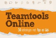 Teamtools Online / Dit board bevat alle social media tools die we gebruiken bij de werkvormen in het boek 'Teamtools Online' wat in januari 2014 is verschenen.