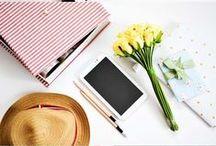 BLOGGING / Tips + Tricks for bloggers and online entrepreneurs