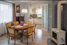 Nowoczesna aranżacja wnętrza klasycznego / Modern design of the classic interior / Aranżacja wnętrza w stylu klasycznym połączonym z nowoczesnym, nowoczesne wnętrze, wnętrze klasyczne. Zobacz więcej na www.amarantowestudio.pl