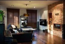 Piękne wnętrza / Beautiful interiors / Piękne aranżacje wnętrz, wystrój domu, urządzanie mieszkań.