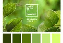 Interior / Heating Inspiration - Pantone Greenery / Green colour inspiration for your Funkyheat heater. We can produce your heater in any RAL colour, allowing you to customise your heater to compliment any interior space.