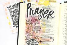 Bible Journaling / Bible Journaling