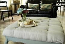 HOME / #Home Decorations #Dyi Home  #Furniture #Style / by Oh One Fine Day