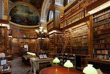 Library / by Elaine Aquino