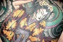 Ink on skin / amazing body art: tattoos