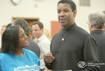 Thank You, Denzel, 20th Anniversary / 2012 marks the 20th anniversary of Denzel Washington's support as spokesperson for Boys & Girls Clubs of America. Help us celebrate him this October at bgca.org!