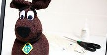 Scooby-Doo It Yourself Projects / Download handicrafts and fun DIY projects!