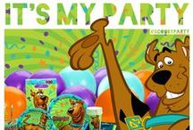 #ScoobyParty / Official Scooby-Doo party supplies. #ScoobyParty #PartyCity / by Scooby-Doo