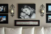 Ideas for my <3 Home Sweet Home <3 / by Michelle Gutierrez