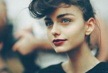 eyebrow. / by Robin McMillan