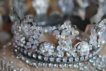 crowns and adornments