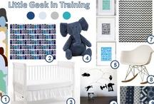 Baby nursery ideas / by Andraea Smith