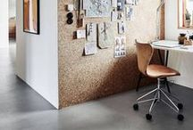 o f f i c e / treat your office space to some inspiration and beauty