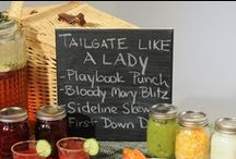 Football Fetes / Touchdown worthy tips & sips for your game day gathering! / by Skinnygirl Cocktails