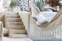 o u t d o o r / outdoor patio decor   outdoor space   backyard getaways   porch styling