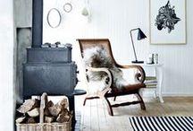 i n d u s t r i a l / industrial home decor   industrial interior style
