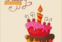 Happy Birthday / by Gloria Rendon Lopez