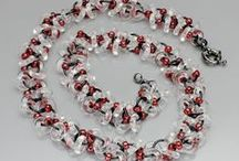 Elemental Art Jewelry Pendants/Necklaces / Visit www.elementalartjewelry.com for more pendants and necklaces all handmade by me, Kat Wisniewski, of Elemental Art Jewelry