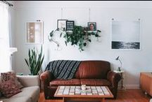l i v i n g / living space decor   living rooms   common space style  