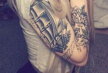 Tats / tattoos :) / by Elise
