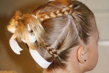 kids' hair / by Kristen Taylor