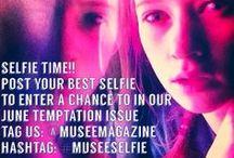 Musee Selfies