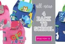 Back-to-School Kiddos / Find the perfect kids backpacks & back-to-school ideas for kids.