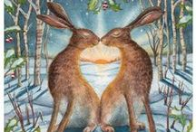 Hare Art / by Stella Morland-Pearce