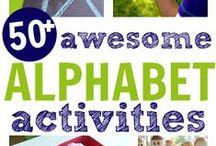 Preschool At Home / Printouts, games and fun activities for Preschoolers