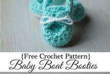 Crochet The Day Away~Baby & Kids / Crochet for Baby