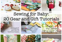 Sewing Creative~Babies & Kids / Sewing projects, patterns and tutorials for babies & kids.