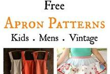 Sew Creative / Sewing patterns for everything from bags to skirts to home decor