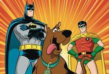 Scooby-Doo Comics / Scooby's cross-over with the world of DC Comics, including the classic Scooby-Doo Team-Up and the latest Scooby Apocalypse series.