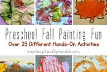Fall Must Haves / All the 'Must Have' recipes, decorating and DIY for the Fall