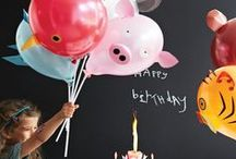 Parties - Decorations