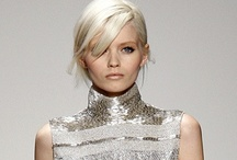 Fashion Week Style / art on the runway & in the details.....long, short, old, new, fancy, classic....stunning