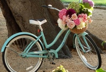Bicycles / by Cindy Wade