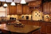 Kitchens  / by Cindy Wade