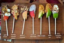num num num. / healthy ideas & fun snacks & delicious desserts.