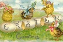 Côté Pâques...Easter
